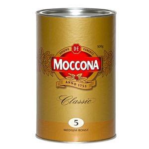 MACCONA CLASSIC MEDIUM ROAST COFFEE 500g