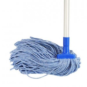 MOP WITH HANDLE GENERAL PURPOSE 400mm I-448  (price excludes gst)