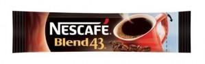 NESCAFE BLEND 43 COFFEE STICKS (Box 1,000)