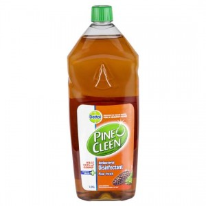 PINE-O-CLEAN DISINFECTANT 1.25L  (price excludes gst)