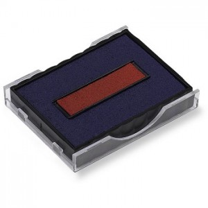 REPLACEMENT INK PAD FOR S400 DATER RED & BLUE (price excludes gst)