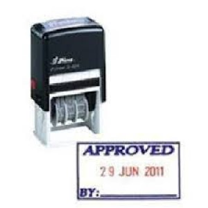SHINY SELF-INKING DATER S-404 APPROVED (price excludes gst)