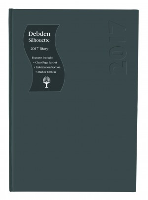 2021 COLLINS DEBDEN SILHOUETTE DIARY S6700 SLIMLINE POCKET WEEK TO A VIEW