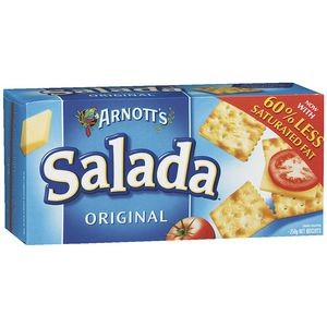 SALADA ORIGINAL 250g  (price excludes gst)