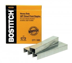 "BOSTITCH STAPLES SB-35 3/8"" (approx 10mm) Box 1000"