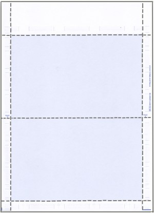 REDIFORM A4 SF/V100PAY V-Fold Self Seal PAY ADVICE ENVELOPES  (price excludes gst)