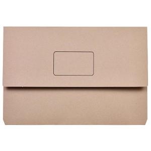 DOCUMENT WALLET SLIMPICK FCAP BUFF BOX 50