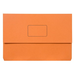 DOCUMENT WALLET SLIMPICK FCAP ORANGE