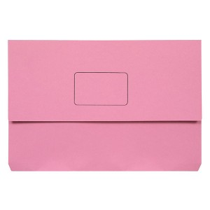 DOCUMENT WALLET SLIMPICK FCAP PINK