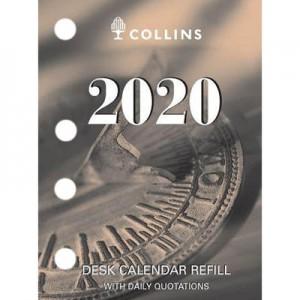 CALENDAR REFILL SIDE OPENING 2020
