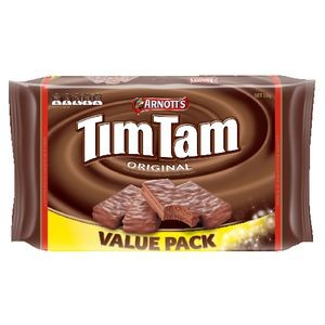 TIM TAMS BISCUITS ORIGINAL VALUE PACK 330g  (price excludes gst)