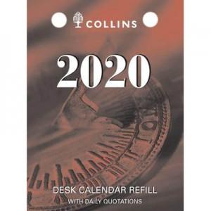 CALENDAR REFILL TOP OPENING 2020