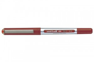 UNIBALL EYE PENS UB-150 RED MICRO 0.5mm  (prices excludes gst)