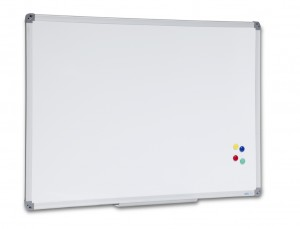 WHITEBOARD MAGNETIC 900mm x 900mm VISION #VB9090  (price excludes gst)